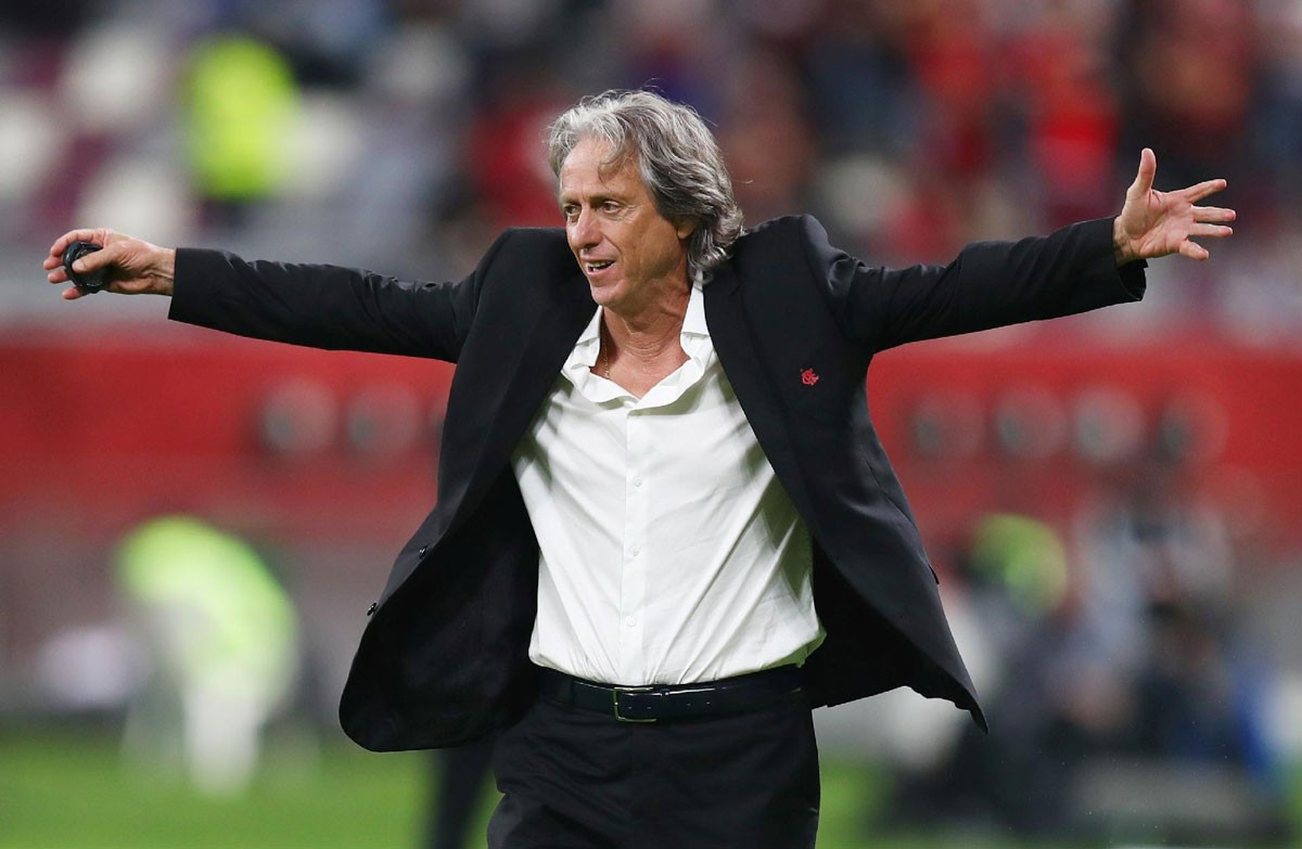Photo of Jorge Jesus renews with Flamengo until June 2021