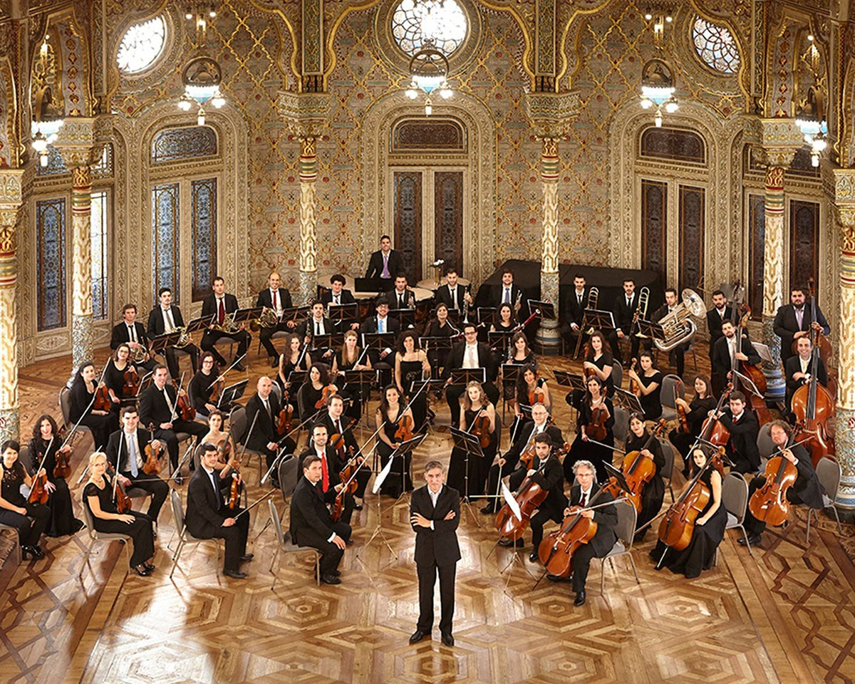 Photo of Jovem Orquestra Portuguesa gives Christmas concert at TMJB