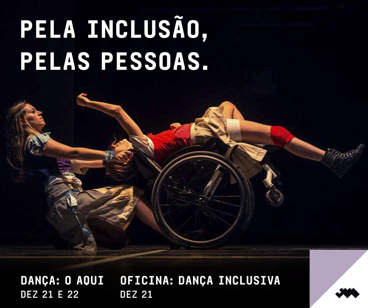"Photo of Inclusive Dance: ""O Aqui"" at CC Malaposta"