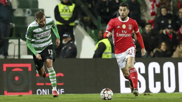 Photo of Benfica draw at Covilhã for the League Cup