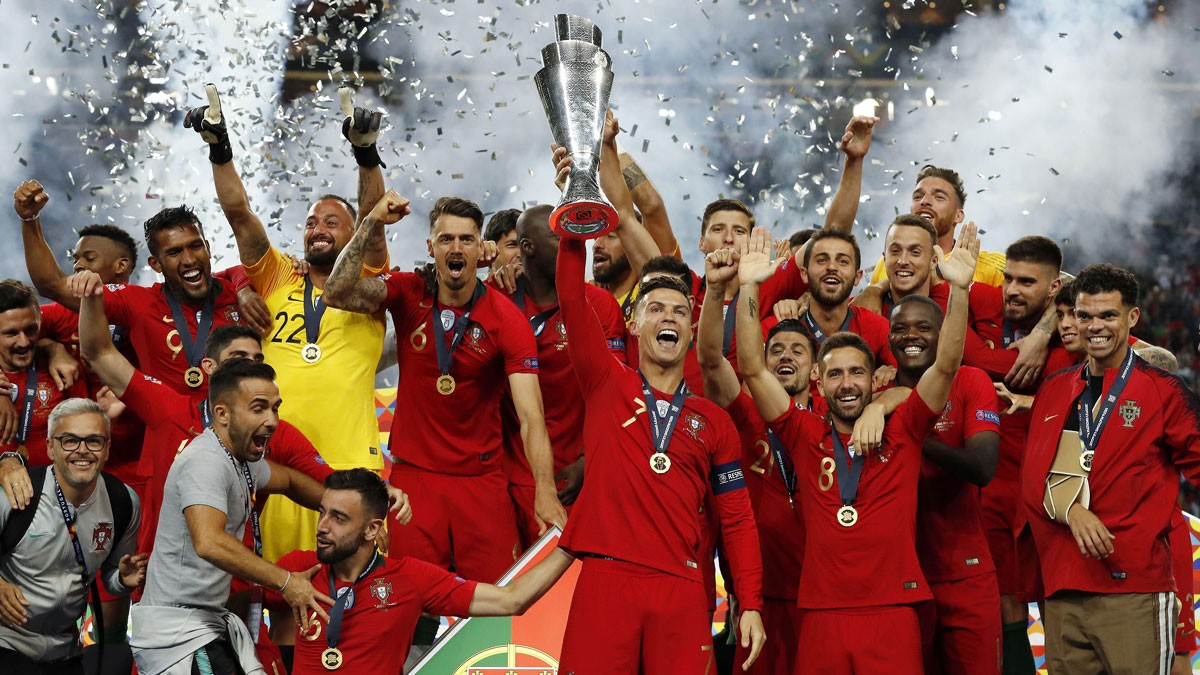 Photo of One year since Portugal won the UEFA Nations League