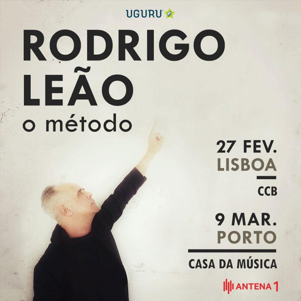 """Photo of Rodrigo Leão edits """"O Método"""" in February"""