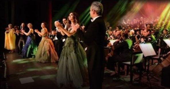 "Photo of ""Spectacular Opera"" in December at Casino Estoril"