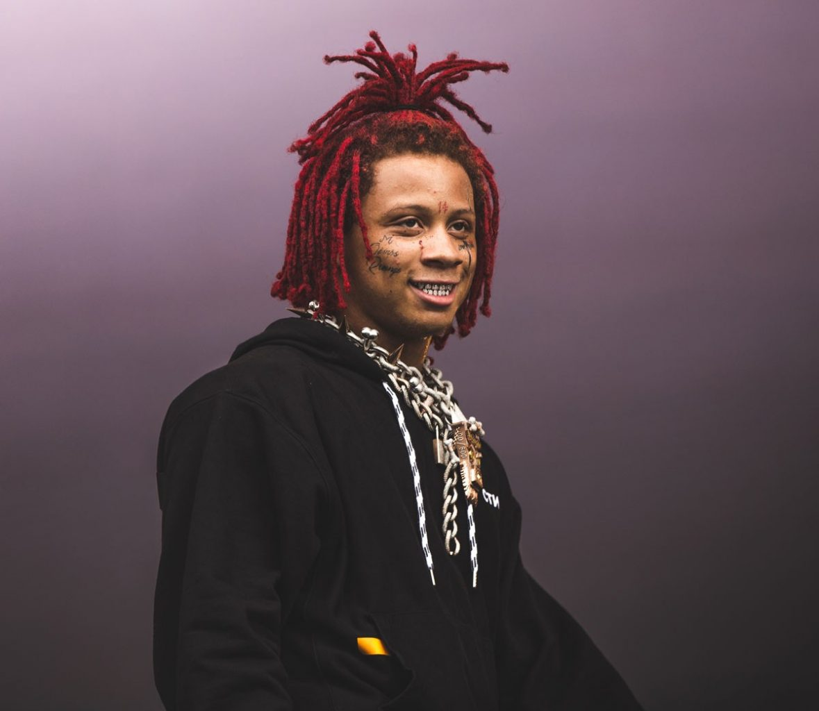 Photo of Trippie Redd is the first confirmation of Summer Fest