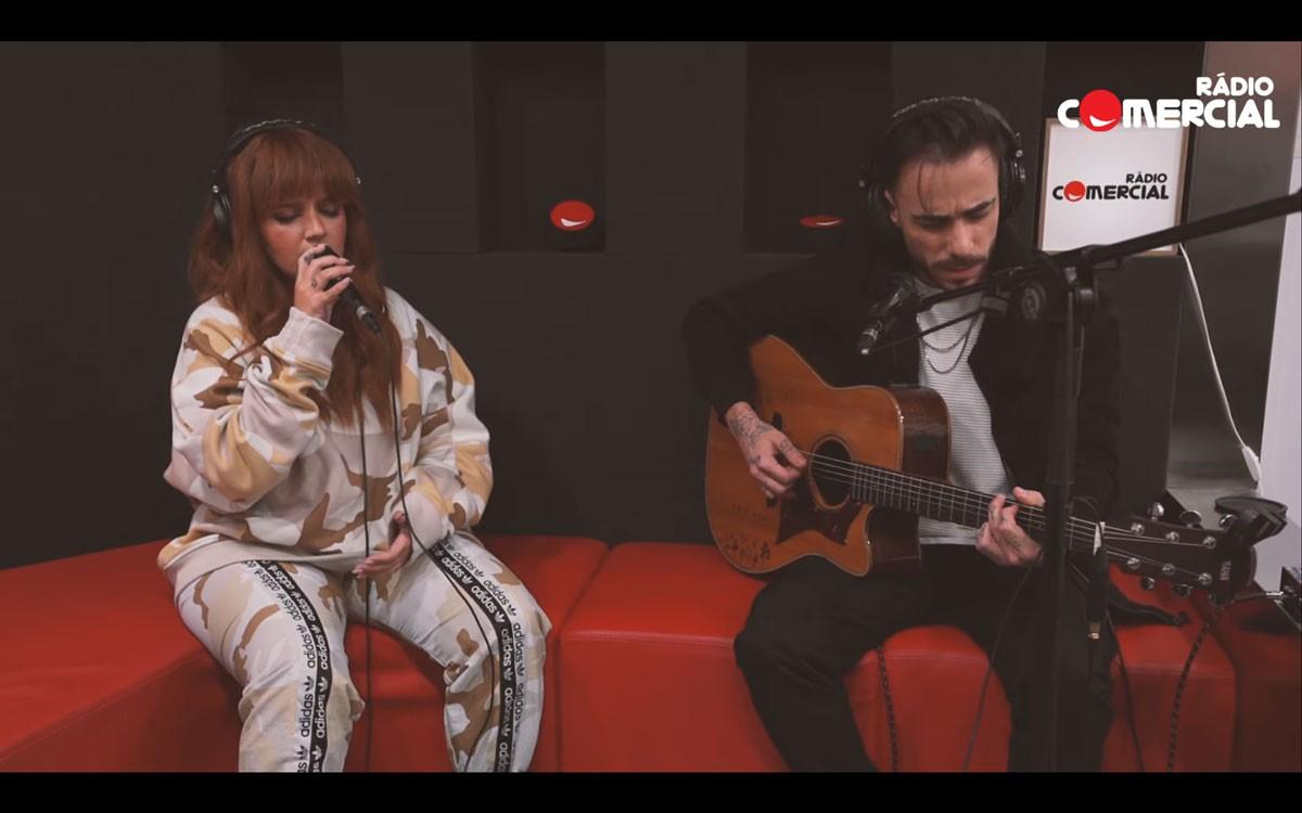 "Photo of Diogo Piçarra ft. Carolina Deslandes – ""Anjos"""