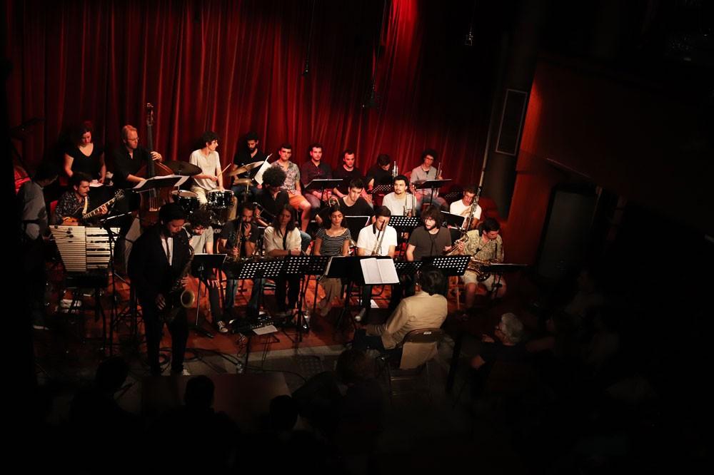 Photo of ESMAE Big Band