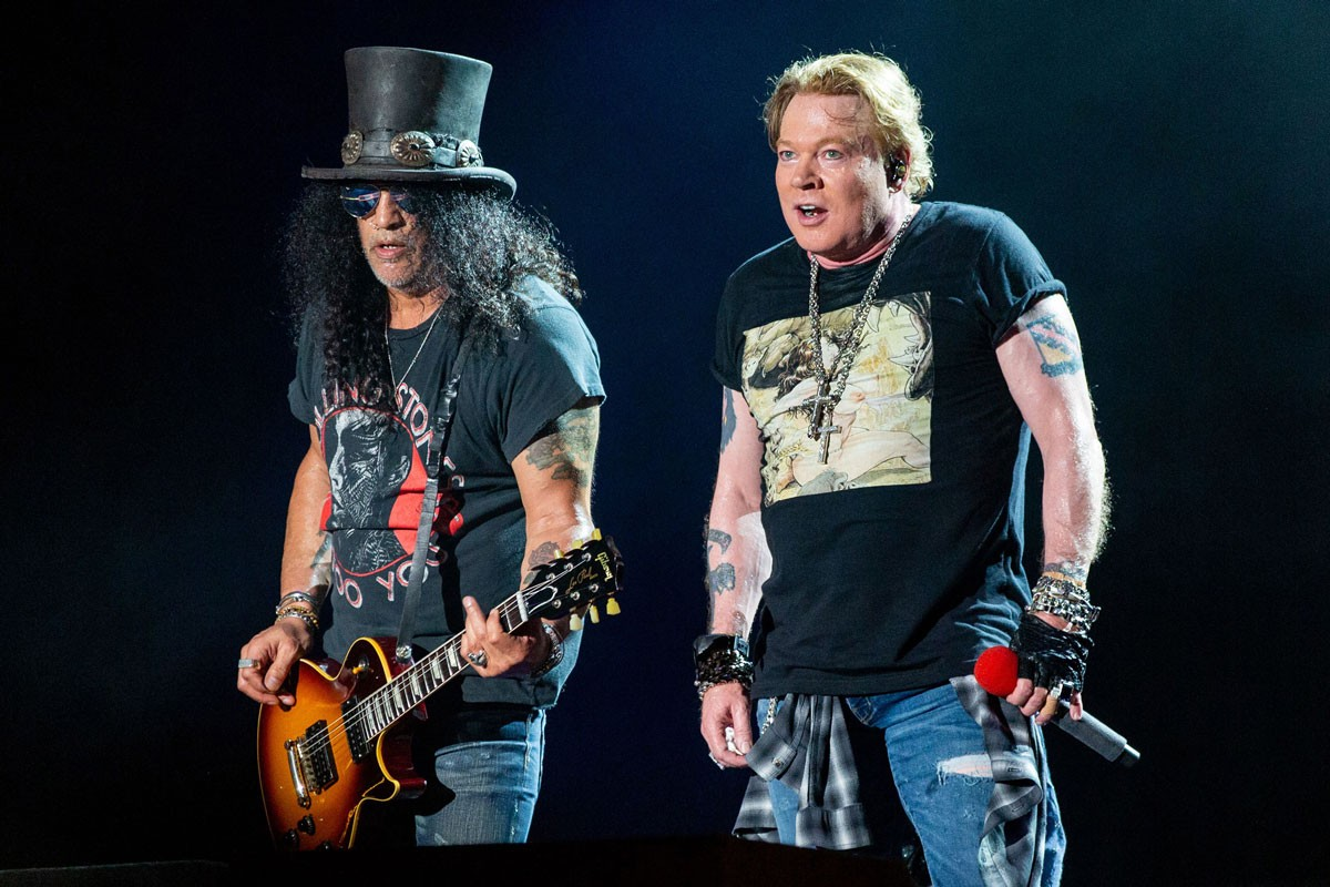 Photo of Guns N 'Roses announce new date in Portugal