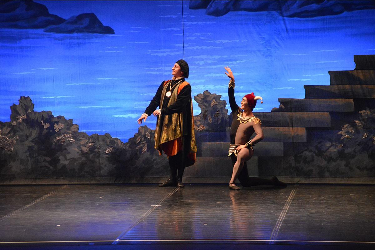 Photo of Swan Lake by the Russian National Ballet company at Tivoli BBVA