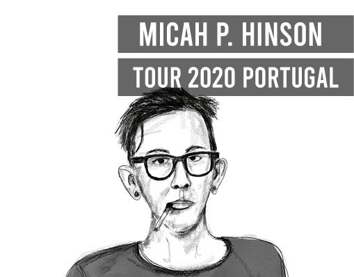 Photo of Micah P Hinson back to Portugal in February
