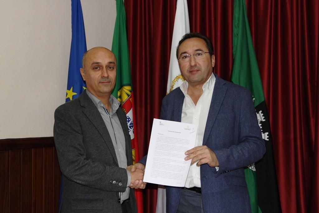 Photo of São Brás de Alportel Municipality and Santa Casa da Misericórdia of São Brás de Alportel sign cooperation protocol