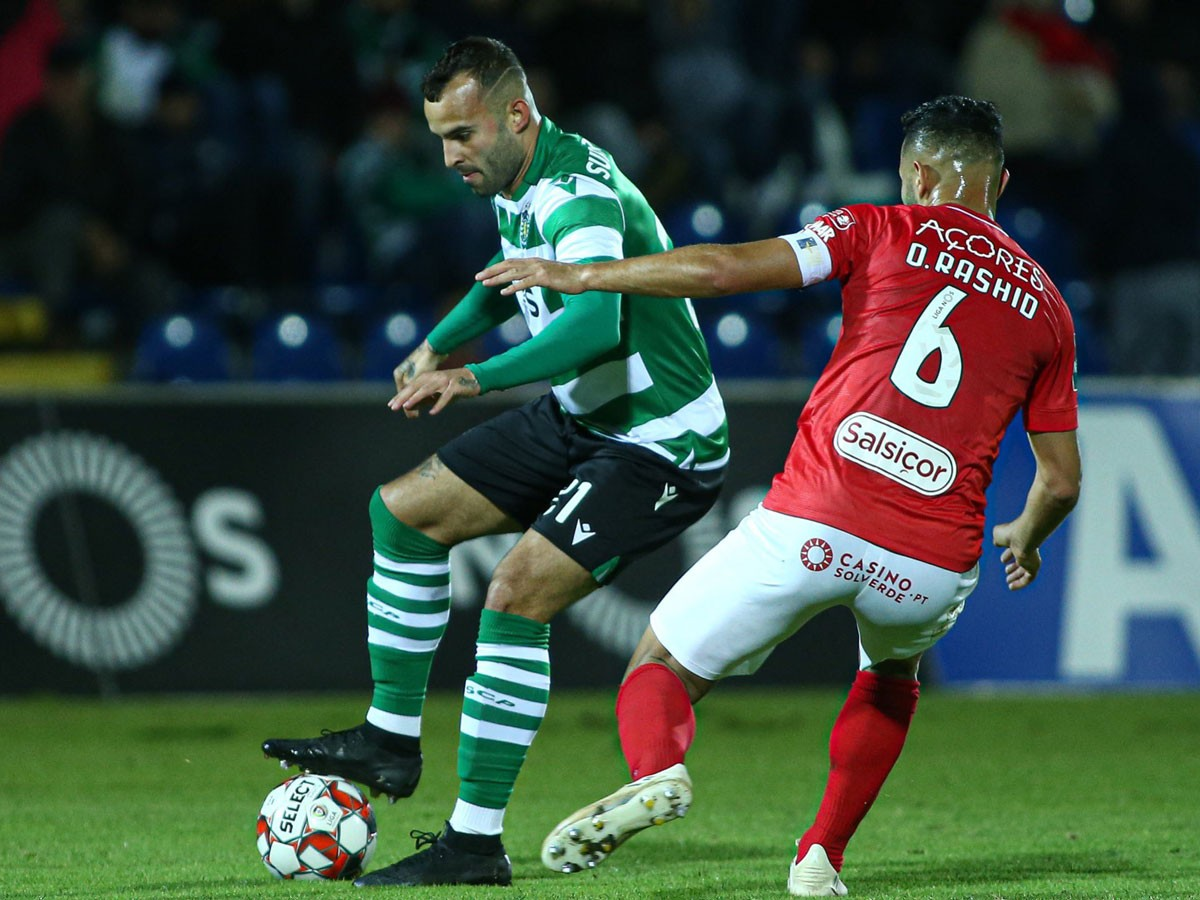 Photo of Sporting beats Santa Clara in the Azores
