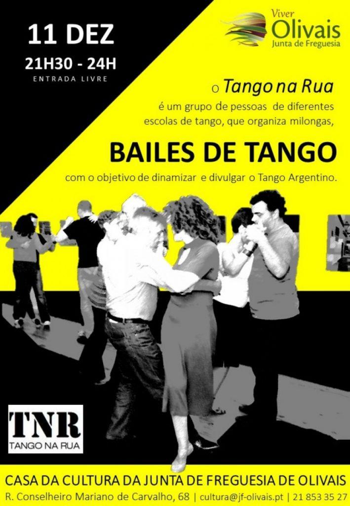 Photo of Tango in the street