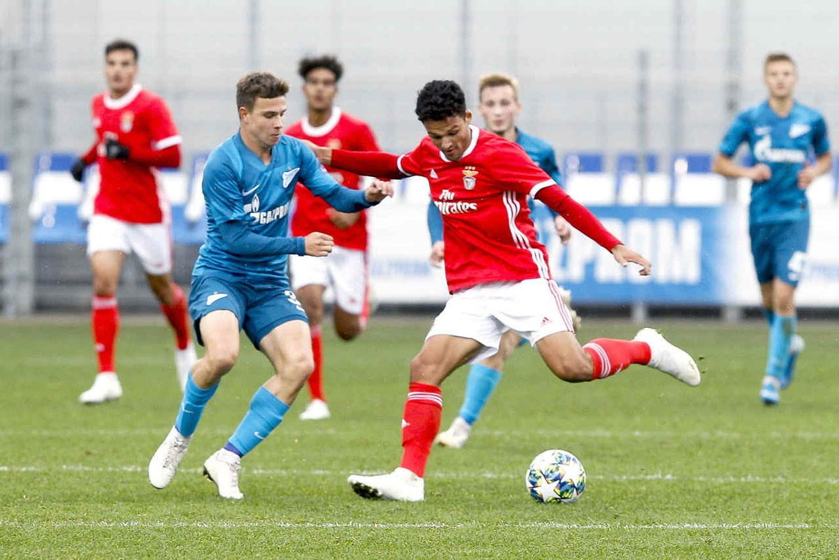 Photo of Youth League: Benfica beats Zenit