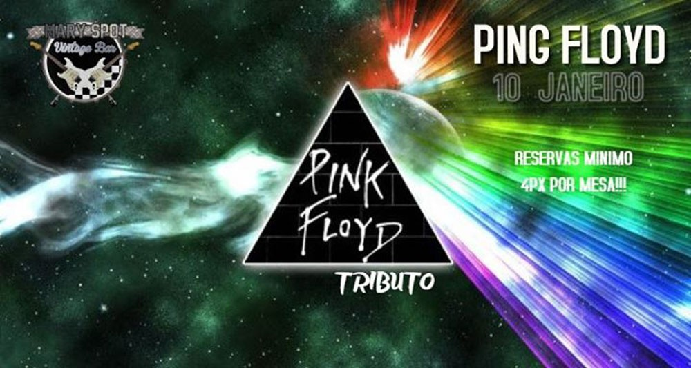 Photo of Ping Floyd tribute to Pink Floyd