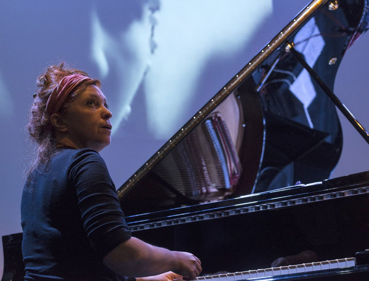 Photo of Pianist/songwriter Christine Ott's solo debut takes place in January