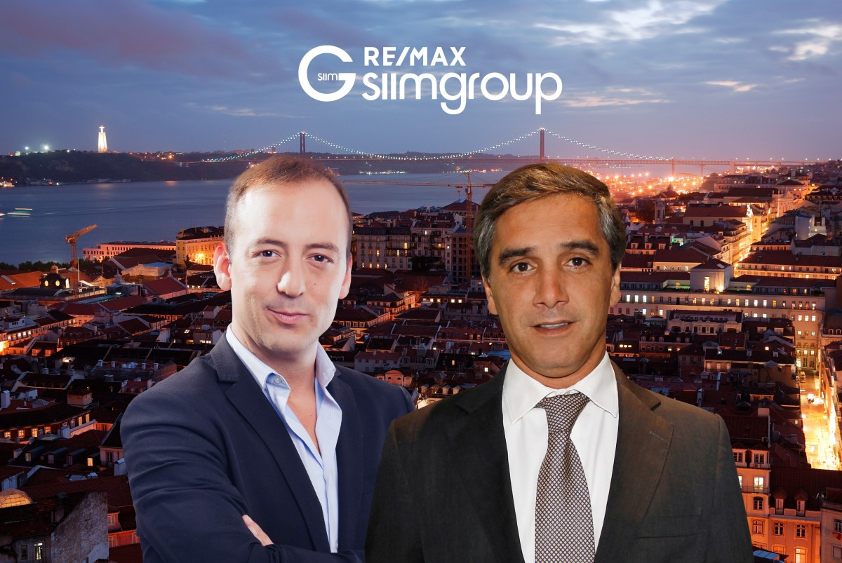 Photo of Consultants Siimgroup, Diogo Lampreia and Daniel Henriques are No. 1 of RE/MAX Europa