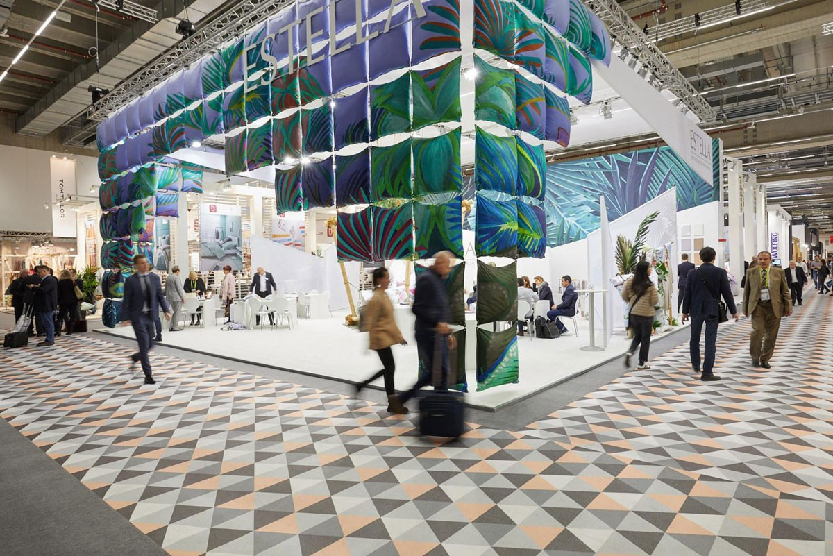 Photo of Portugal debuts at the largest home textile fair in the world