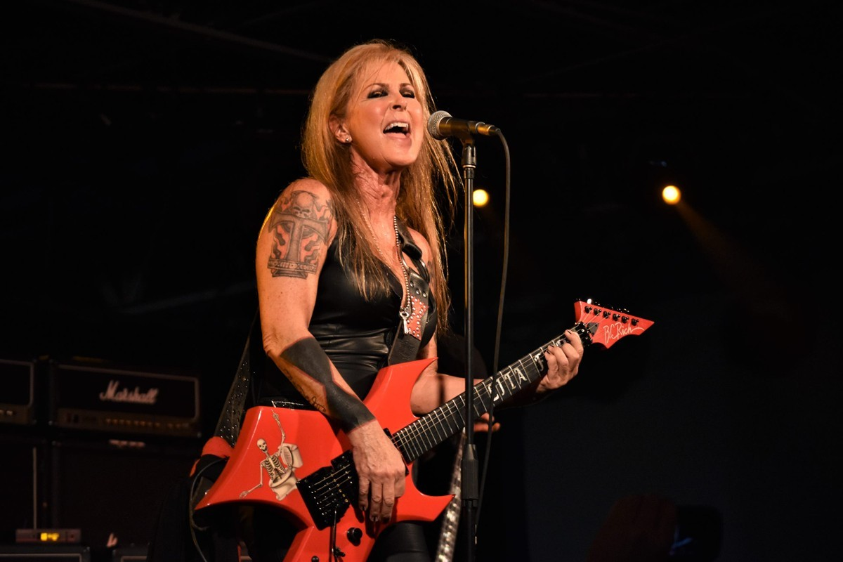 Photo of Cascais Rock Fest with national debuts of Lita Ford and Crazy Lixx