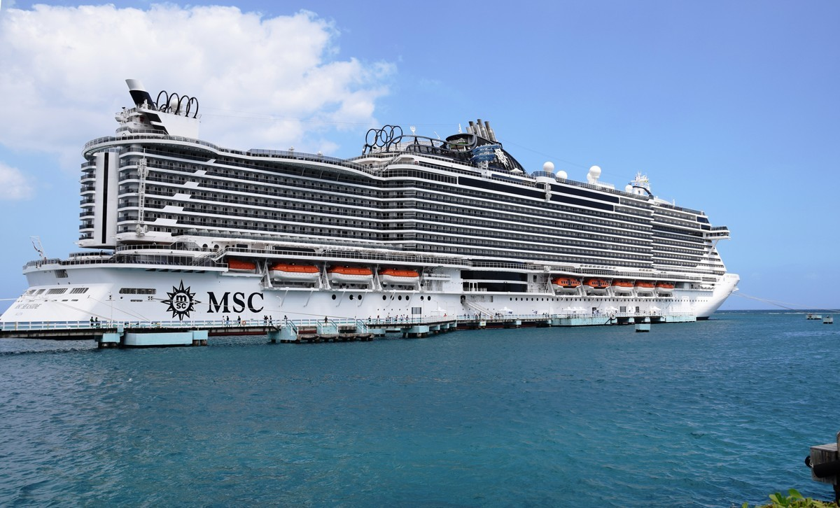 Photo of MSC Cruises is CONSUMER'S CHOICE for the 3rd consecutive year!