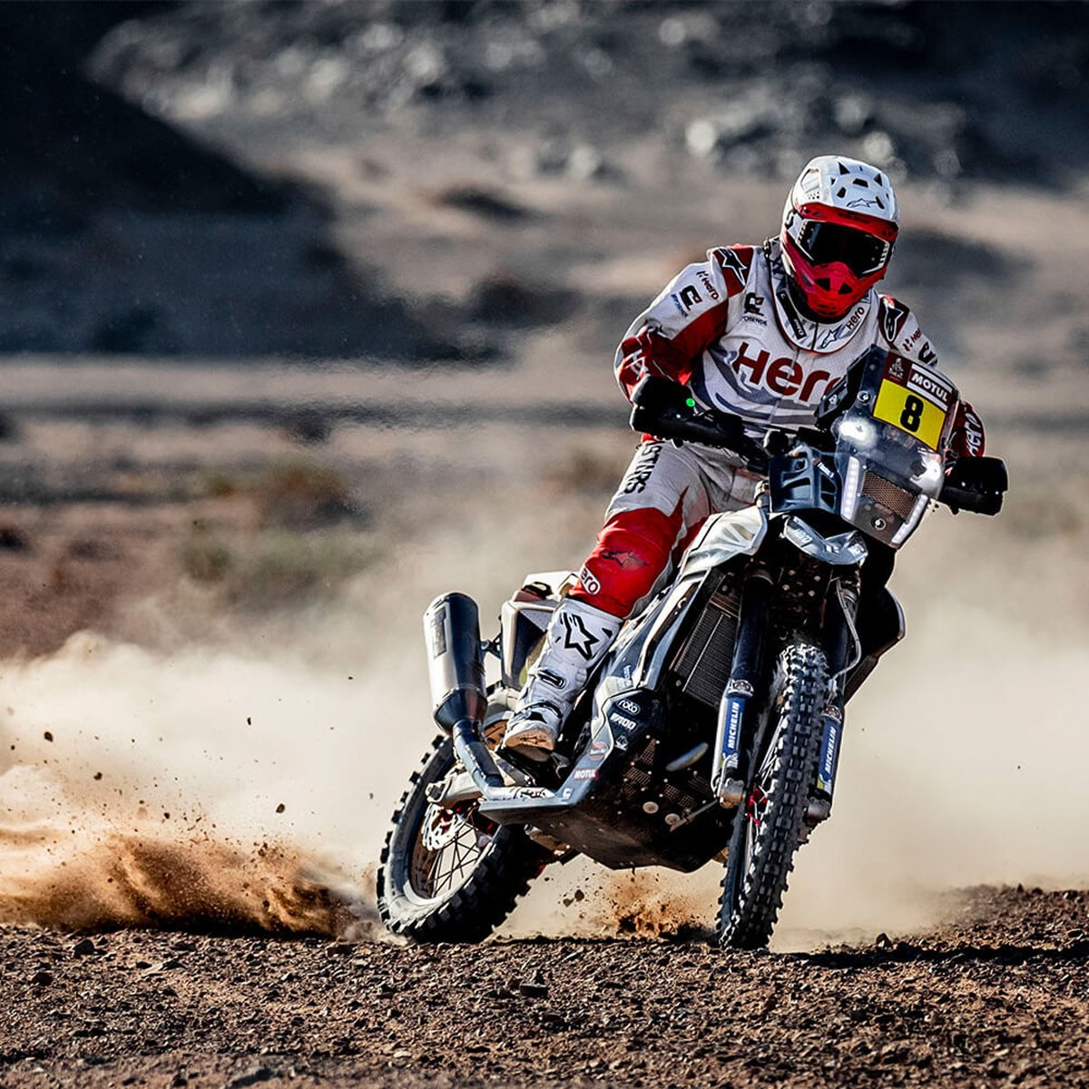 Photo of Sunderland wins Dakar's fourth stage on motorcycles, Paulo Gonçalves was 5th