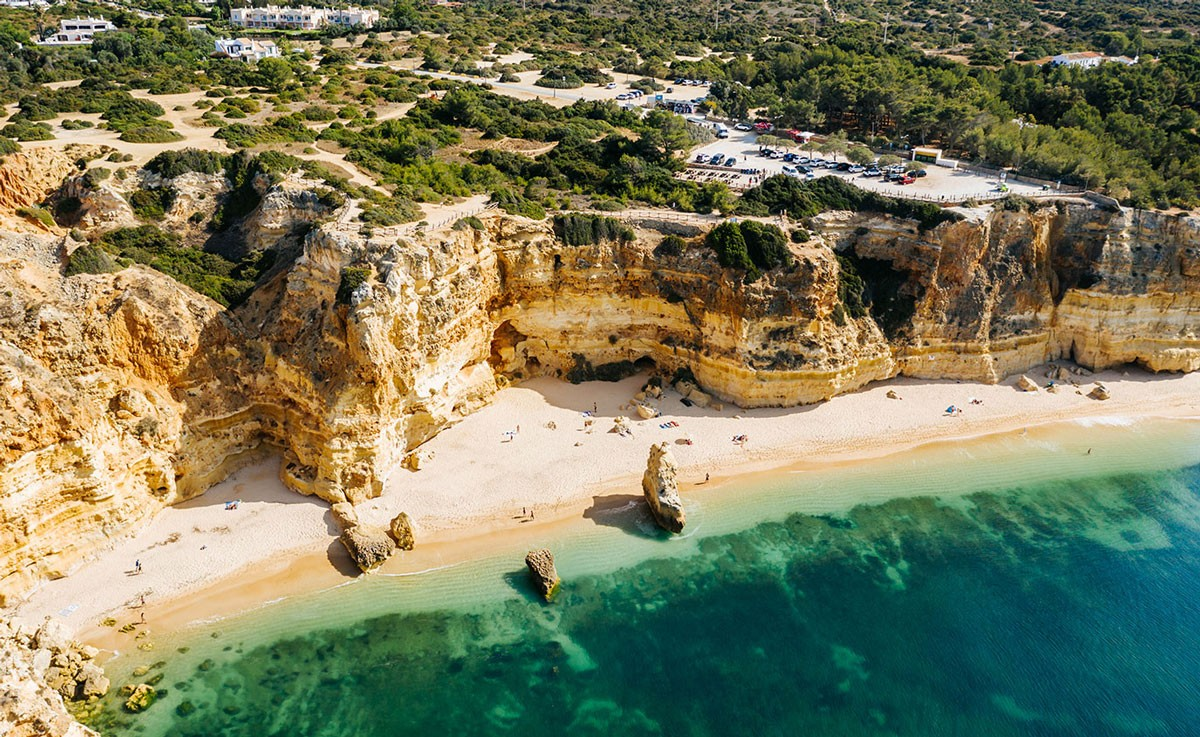 Photo of Praia da Marinha (Algarve)
