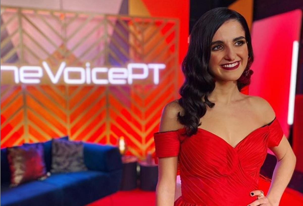 Photo of Rita Sanches is the big winner of 'The Voice Portugal'