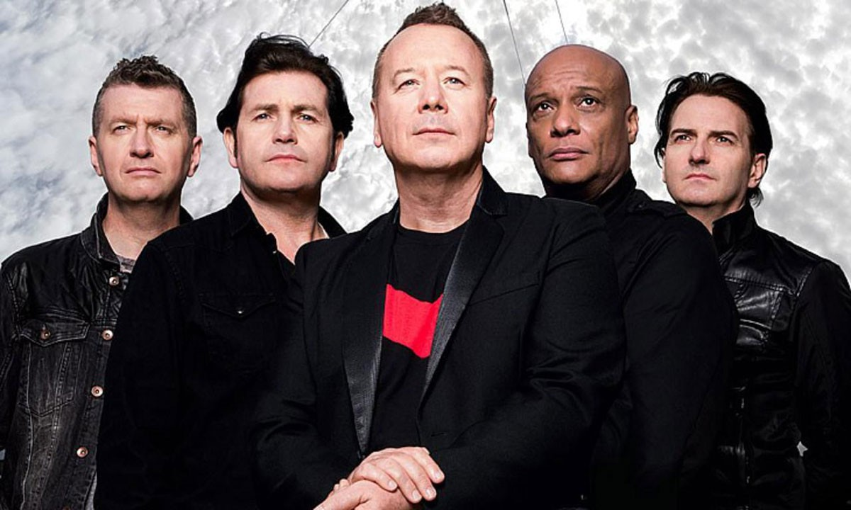 Photo of Simple Minds concerts in Portugal postponed to 2021