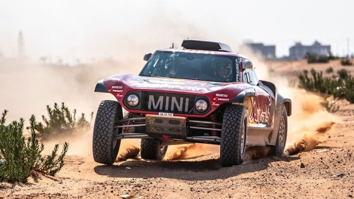 Photo of Sainz wins 5th stage and consolidates leadership in cars