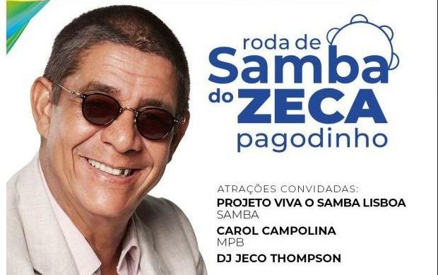 """Photo of Zeca Pagodinho brings the """"Roda de Samba"""" to Casino Estoril"""