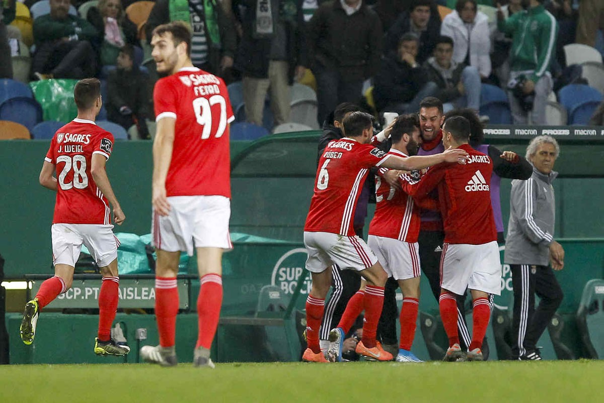 Photo of Benfica loses with Santa Clara