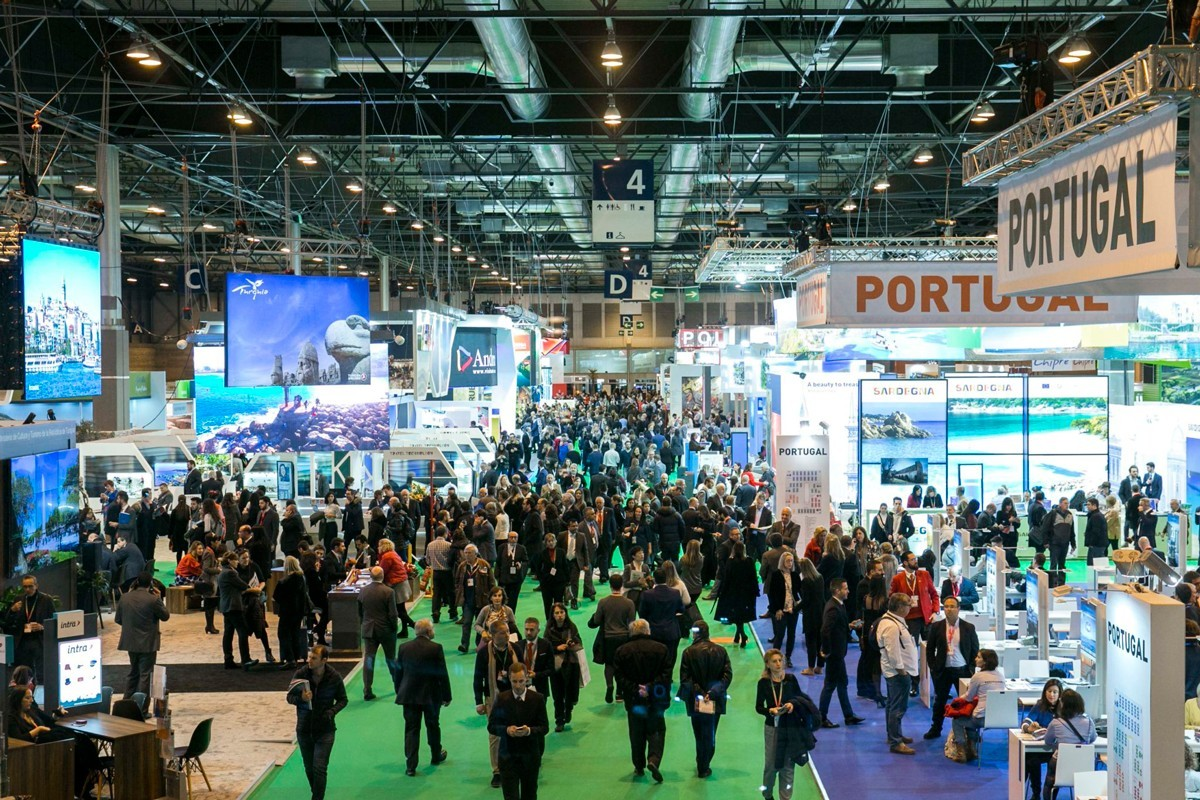 Photo of BTL present at FITUR