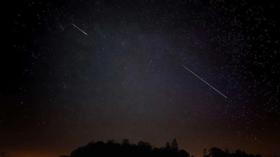 Photo of The first meteor shower of 2020 is coming. And it's tonight