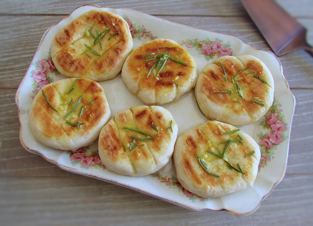 Photo of Grilled breads with olive oil | Recipes