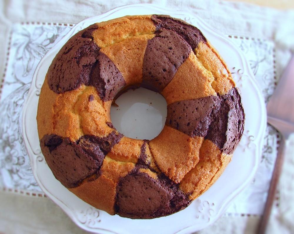 Photo of Marble cake