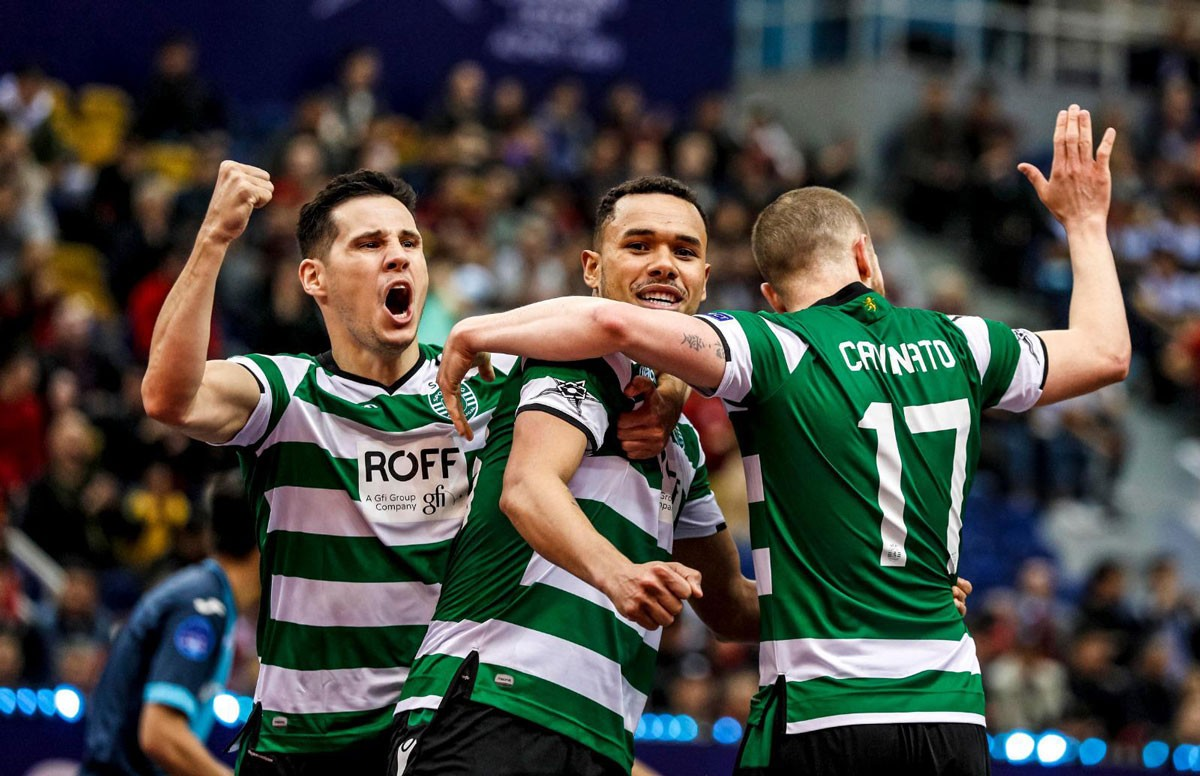 Photo of Sporting wins the derbi with Benfica in Futsal