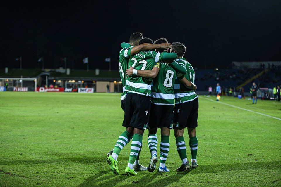 Photo of Sporting went to Setúbal to win Vitória