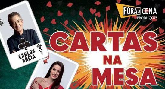 """Photo of """"Cartas na Mesa"""" in the Casino Estoril Auditorium"""