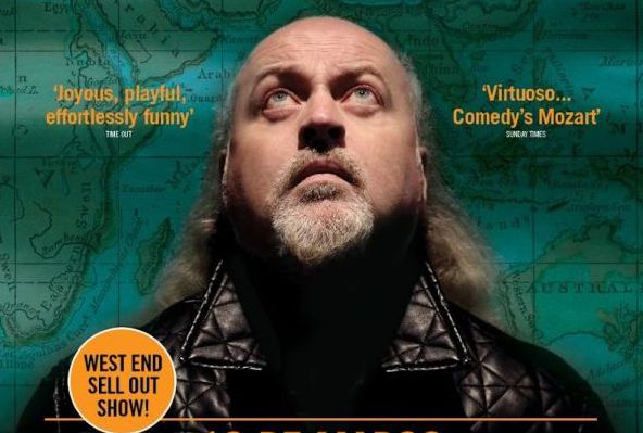 "Photo of Bill Bailey presents ""Larks In Transit"" at Casino Estoril"