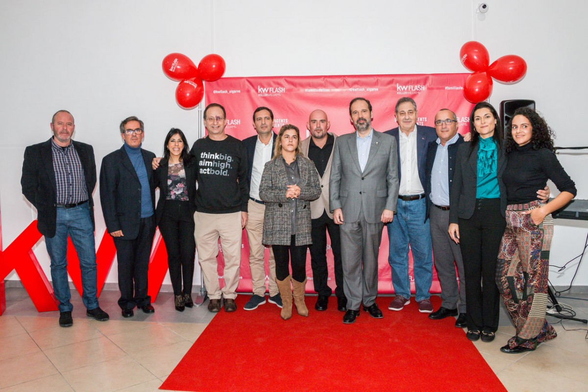 Photo of Keller Williams strengthens its presence in the Algarve with Novo Market Center