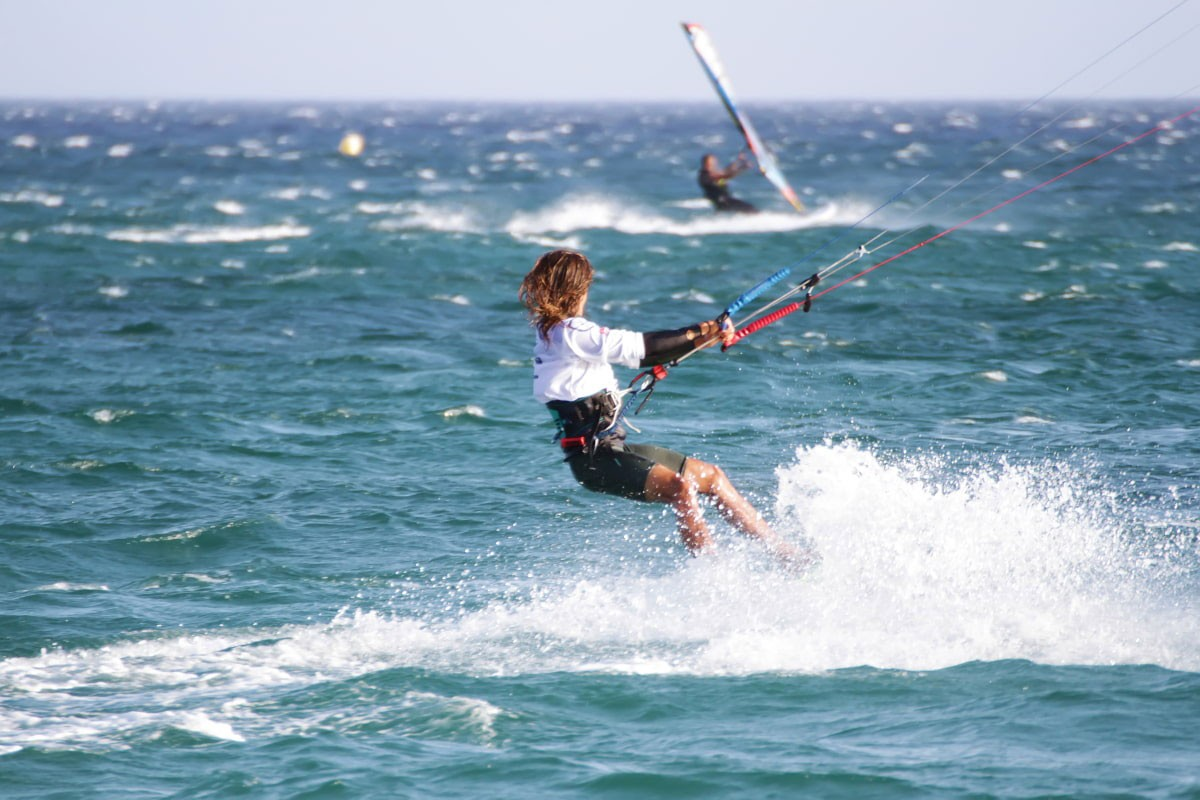 Photo of Ilha do Sal hosts this month the Kitesurf World Championship