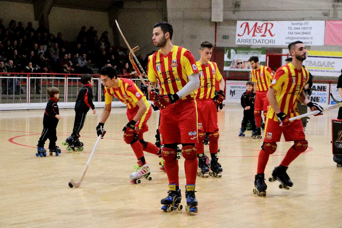 Photo of Sporting misses European roller hockey quarter-finals