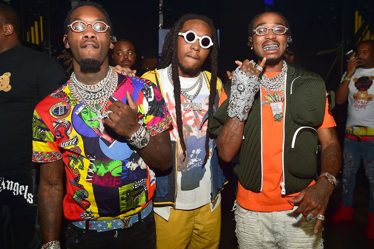 Photo of MIGOS confirmed at MEO Sudoeste