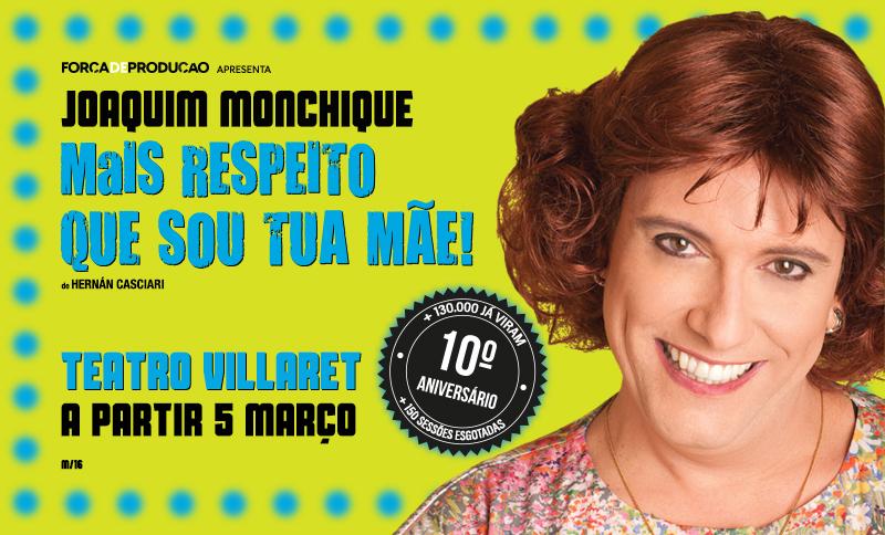"""Photo of """"Mais respeito que sou tua mãe!"""" back in Lisbon"""