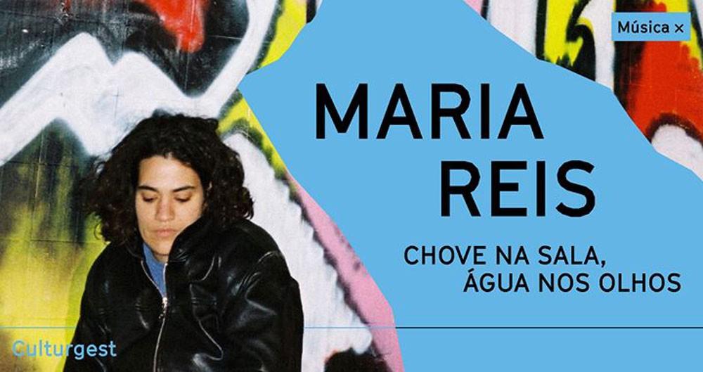 Photo of Maria Reis presents solo album at Culturgest