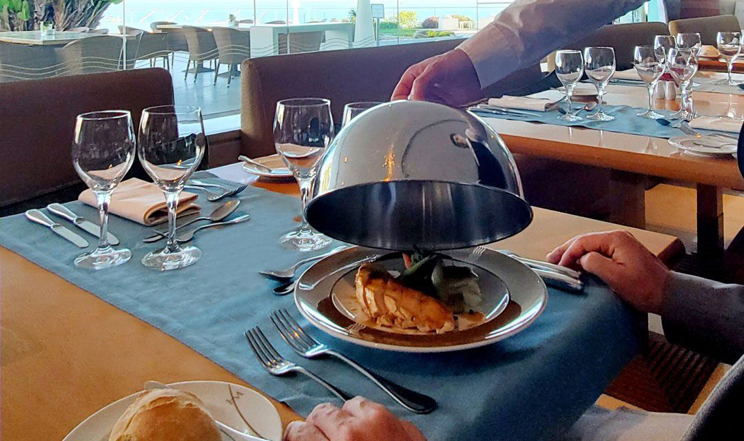 Photo of Hotel Cascais Miragem presents new executive lunch menu