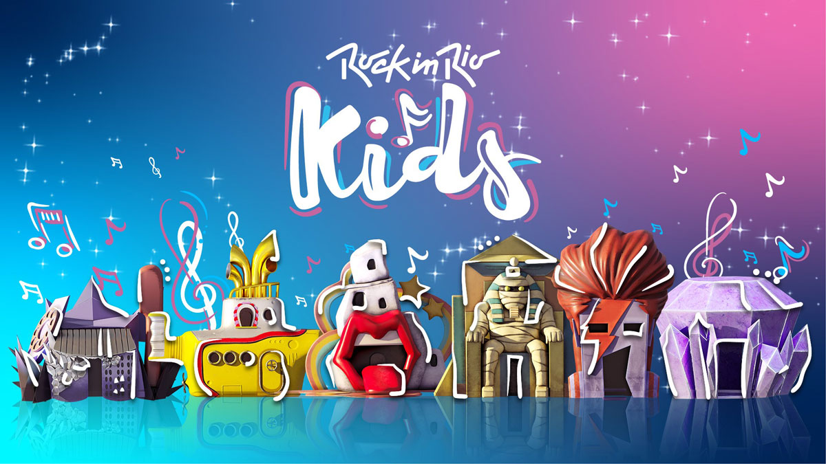 Photo of Rock in Rio Kids: a magical mini Rock City that will create family memories
