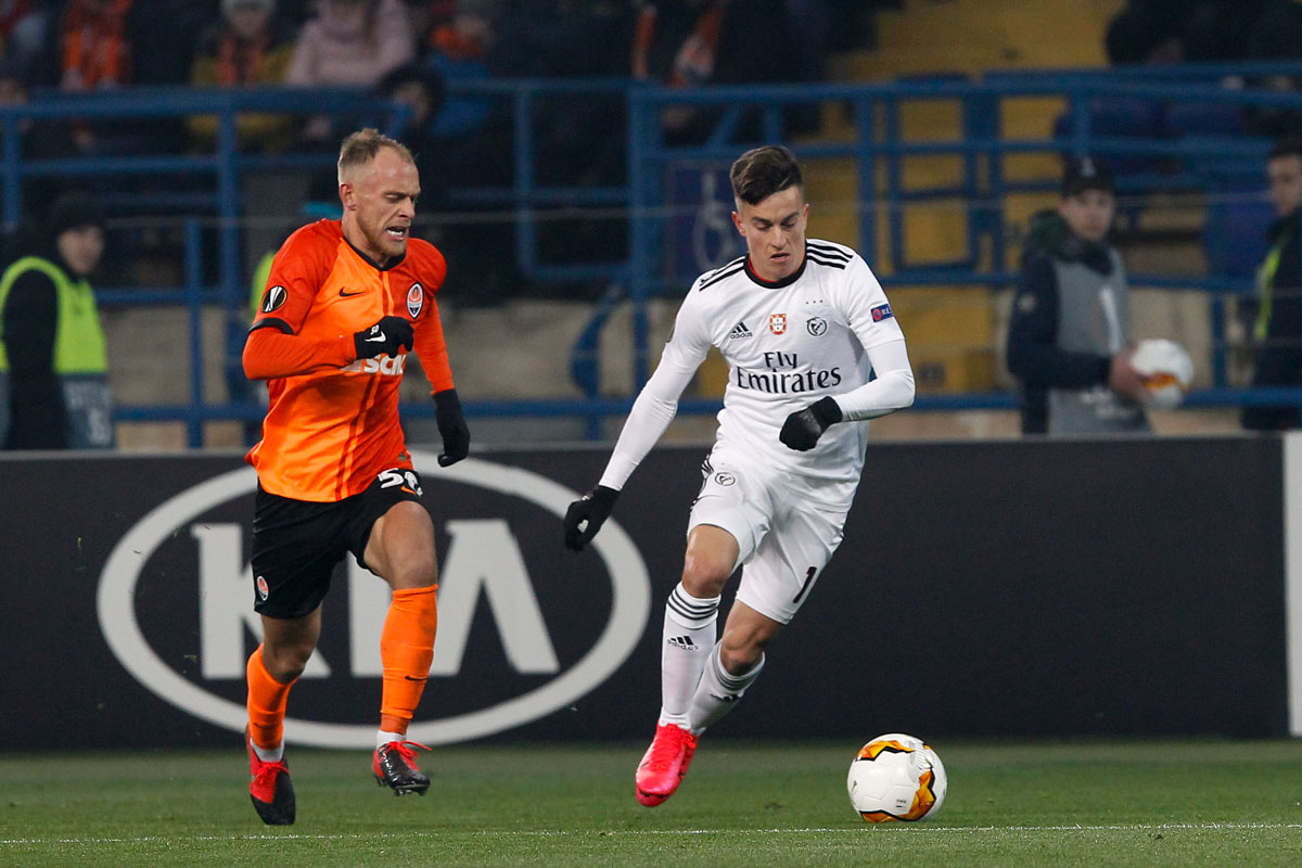 Photo of Europa League: Shakhtar Donetsk beats Benfica
