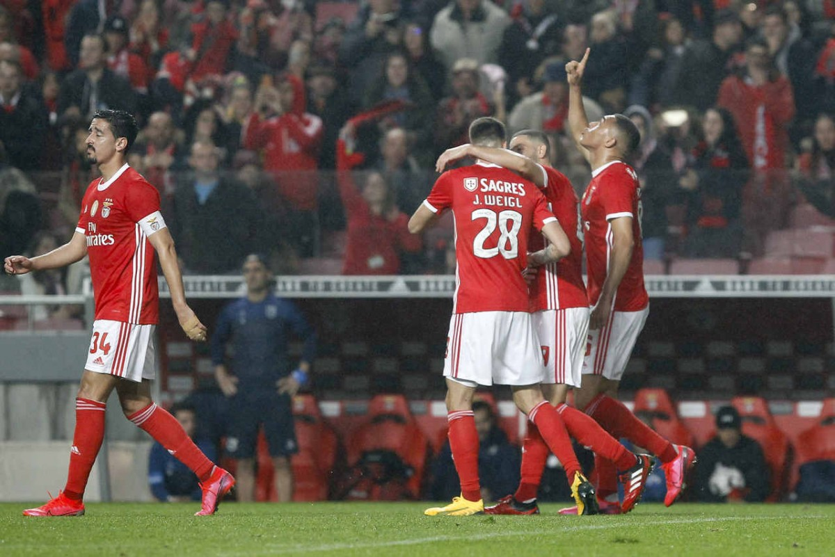 Photo of Benfica beat Belenenses SAD and keep difference to Porto