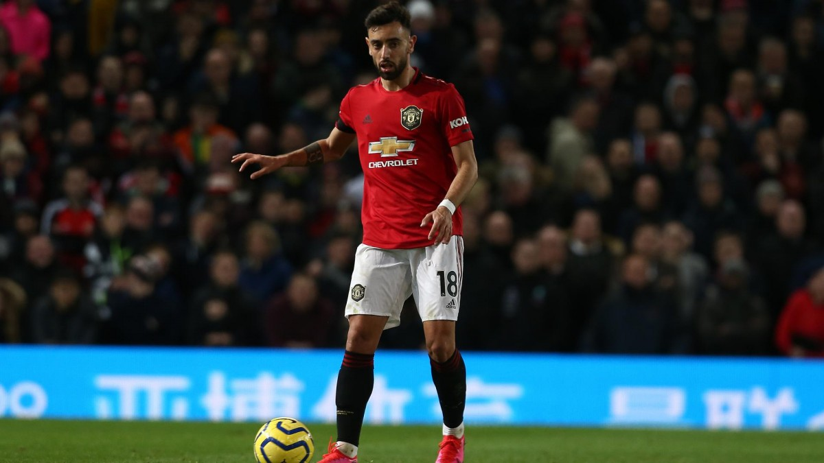Photo of Manchester United tied, in the Bruno Fernandes debut