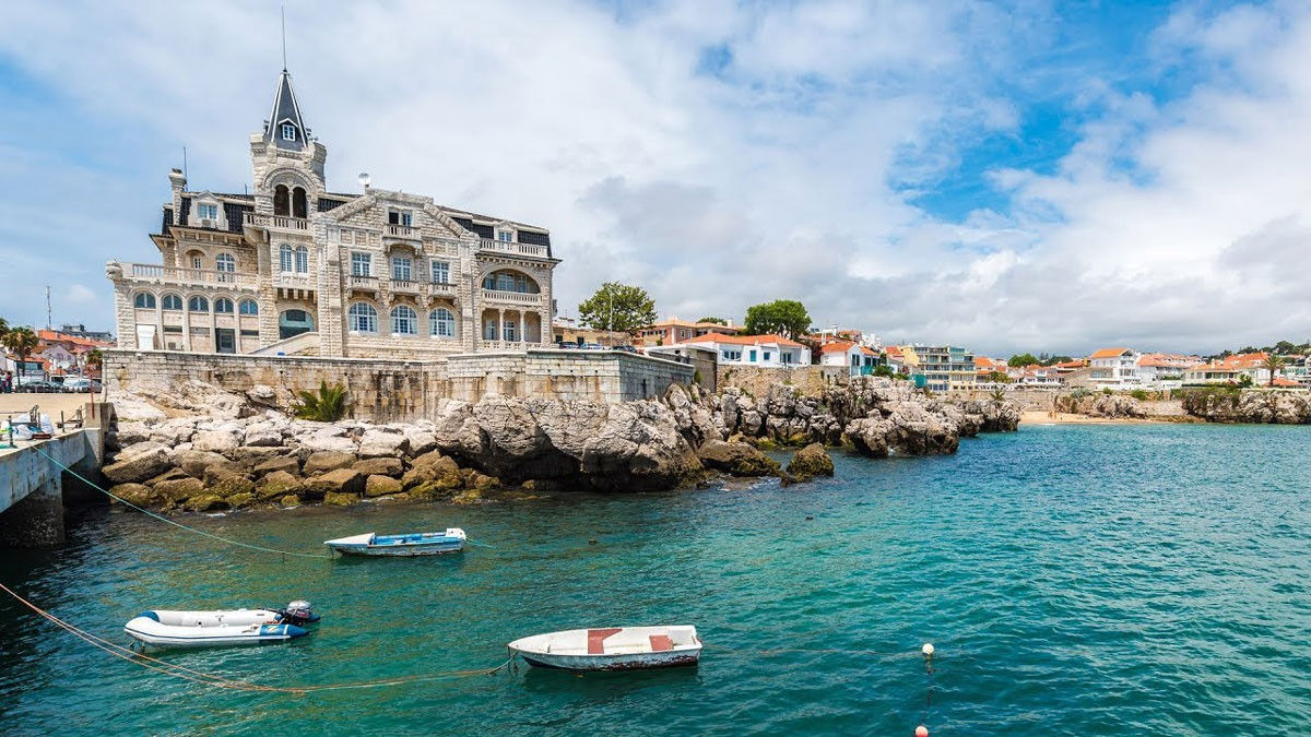 Photo of Cascais in the top 5 of 'Best European destinations'